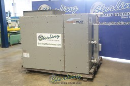 Used Dust Hog by United Air Specialists Downward Flow Cartridge Dust Collector (NEVER INSTALLED, STILL ON PALLETS)