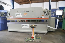 Used Accurpress CNC Hydraulic Press Brake (3 Axis CNC Press Brake Including R Axis)