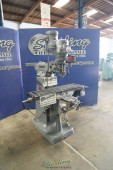 Used Bridgeport Vertical Milling Machine