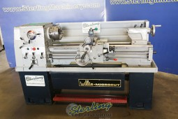 Used Willis Geared Head Precision Lathe (Great Maintenance Shop or Hobby Lathe)