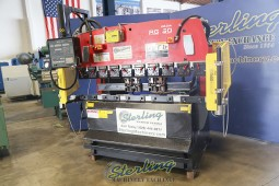 Used Amada CNC Hydraulic Upacting Press Brake (Top Of The Line)