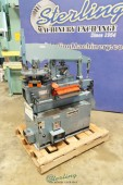 Used Scotchman Hydraulic Ironworker (WITH 6 STATION TURRET HEAD) USA MADE!