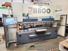 Used Haco 6 Axis CNC Hydraulic Press Brake