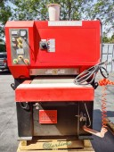 Used GMC Finish Pro Metal Sander/Deburring/Finishing Machine with WDC-FP25 WET DUST COLLECTOR-  ONLY USED ON ONE JOB!