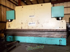 Used Pullmax Hydraulic Press Brake (Heavy Duty)