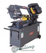 Brand New Dake Horizontal Bandsaw (Wet/Dry Cutting)