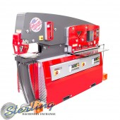 Brand New Edwards Elite Ironworker - 5 Work Stations (Dual Operator)