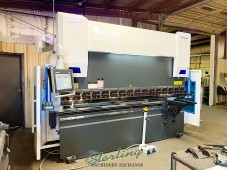 Demo Machine AccurlUSA GeniusPro 5-Axis Press Brake