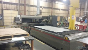 Used Cincinnati Laser Cutting System