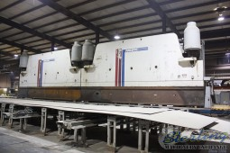 Used Pacific (Tandem) CNC Hydraulic Press Brake