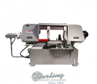 Brand New Jet Semi-Automatic Mitering Variable Speed Bandsaw with Hydraulic Vise