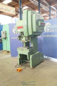 Used Bliss Single Crank OBI Punch Press