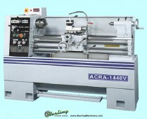 Brand New Acra Precision AC Vari Engine Lathe