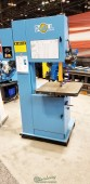 Brand New DoALL Vertical Contour Bandsaw W/ Variable Frequency Inverter Speed Drive