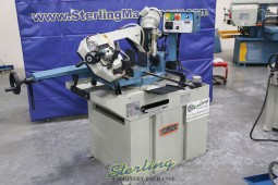 Brand New Baileigh Horizontal Dual Mitering (Swivel) Metal Cutting Band Saw