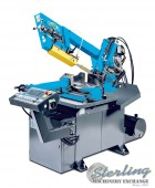 Brand New DoAll Dual Miter Semi-Automatic Horizontal Band Saw