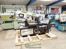 Brand New Hydmech Semi-Automatic Horizontal Pivot Style Band Saw