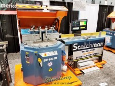 Brand New Scotchman (Non-Ferrous Extrusion Cutting) Semi Automatic Upcut Circular Cold Saw