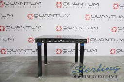 Brand New Quantum Siegmund Welding Table