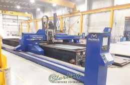 Brand New Machitech Automation  CNC Plasma Cutting Table