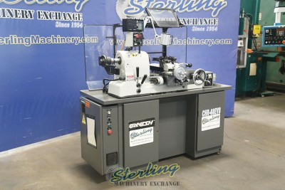 Used Ganesh Precision Tool Room Lathe & Chucker (Excellent Condition)