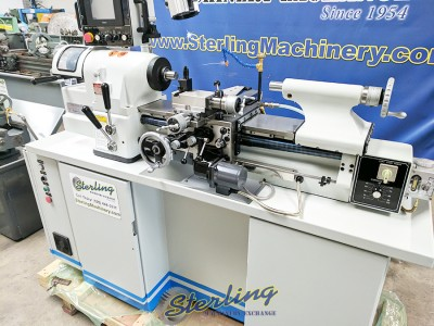 Brand New Acra Precision Tool Room Lathe (Hardinge Copy) With DRO