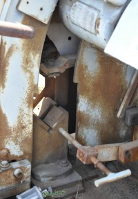 used cambell bar cutter chop saw Model #223 Wet