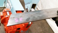 used grotens weld planisher 1LS