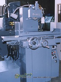 do-all automatic surface grinder