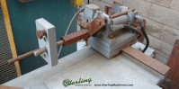 used pines multi stacked tube bender #2