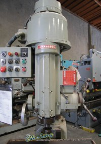 used johansson radial arm drill N/A