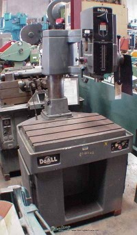 doall articulating arm radial drill DTR-28