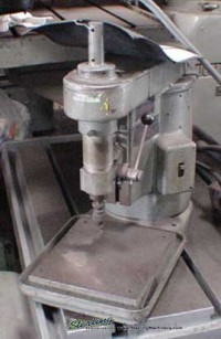 used sigourney high speed bench drill M100A