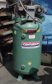 dayton vertical air compressor VSC5-8