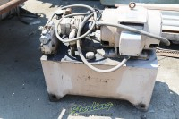 used whitney single end fabricating punch 635A