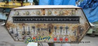 used rms rotary rod and bar bender MB-791