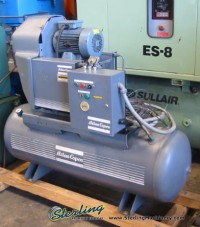 atlas copco rotary screw air compressor GA5