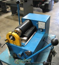 clark and lewis tube end finishing machine 2SD-3