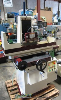 chevalier automatic surface grinder
