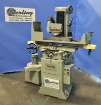 used chevalier surface grinder FSG-618