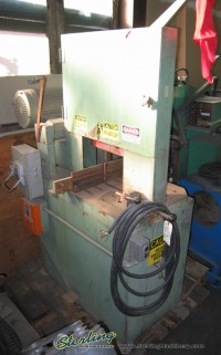 used continental semi- automatic abrasive cut off saw DS2410