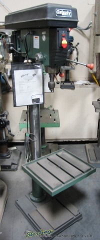 grizzly floor drill press G7948
