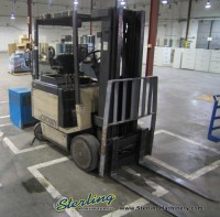 crown electric fork lift 40FCTT-188
