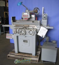 doall automatic surface grinder D6-1