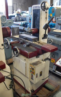 used chevalier surface grinder FSG- 618 M