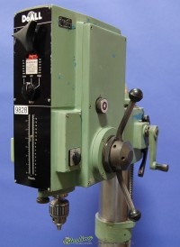 used doall geared floor drill DGP- 24