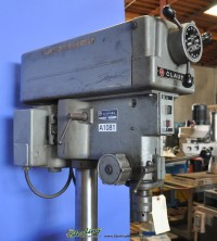 used clausing floor drill press 1688