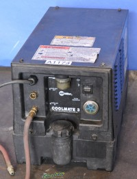used miller tig torch water cooler Coolmate 3