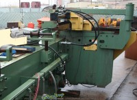 used pines hydraulic tube bender #4- M14683