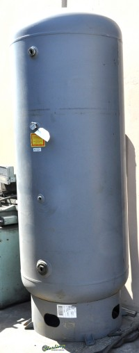 used manchester vertical airtank MDMT - 20